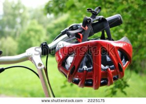 stock-photo-red-bicycle-helmet-2225175